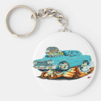 1964 Impala Seafoam Car Keychain