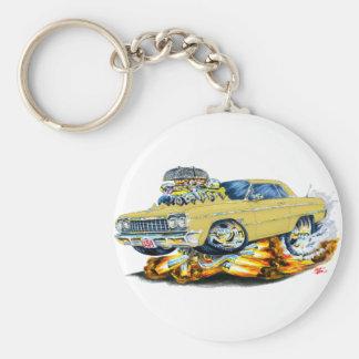 1964 Impala Tan Car Key Chains