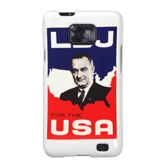 1964 LBJ for the USA Galaxy S2 Case