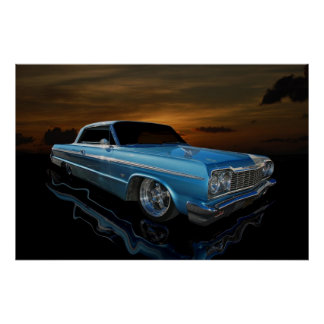 1964 Lowrider Posters