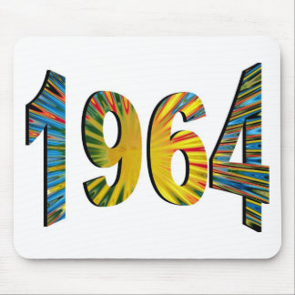 1964 MOUSE PAD