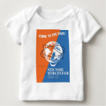 1964 New York World Fair Baby T-Shirt