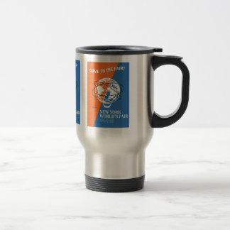 1964 New York World Fair Coffee Mug