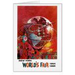 1964 New York World's Fair  Card