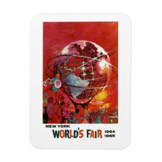 1964 New York World's Fair Magnet