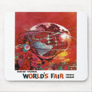 1964 New York World's Fair  Mousepad