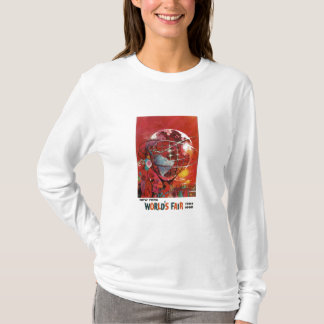 1964 New York World's Fair Tee  Shirt