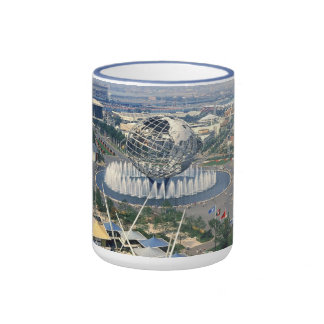 "1964 New York World's Fair - ""Unisphere"" Coffee  M Ringer Mug"