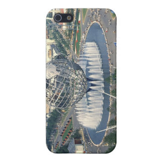 """1964 New York World's Fair - """"Unisphere"""" IPhone C Cover For iPhone 5"""