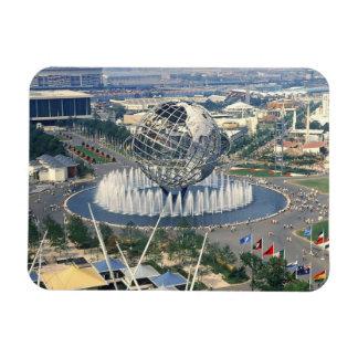 "1964 New York World's Fair - ""Unisphere""  Magnet"