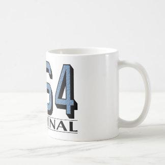 1964 Original Classic White Coffee Mug