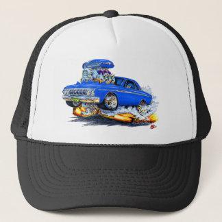 1964 Plymouth Fury Blue Car Trucker Hat