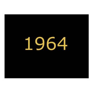 1964 POSTAL