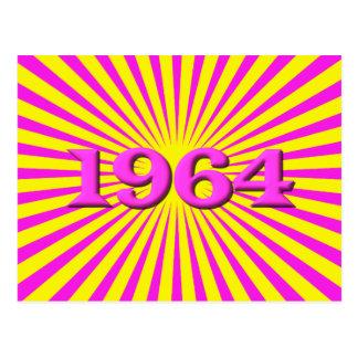 1964 POSTALES