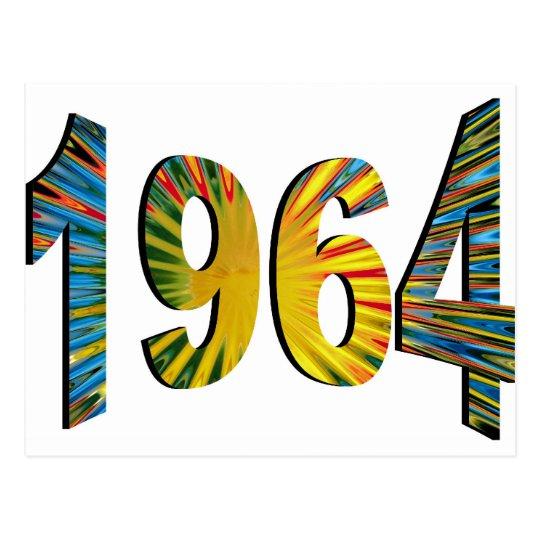 1964 POSTCARD