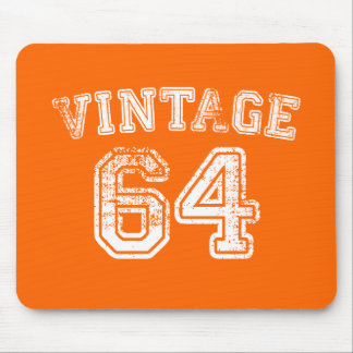 1964 Vintage Jersey Mouse Pads