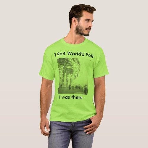 1964 World's Fair - Lime