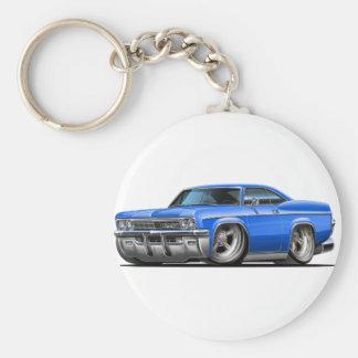1965-66 Impala Blue Car Keychains