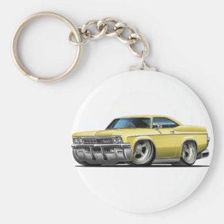 1965-66 Impala Tan Car Key Chain