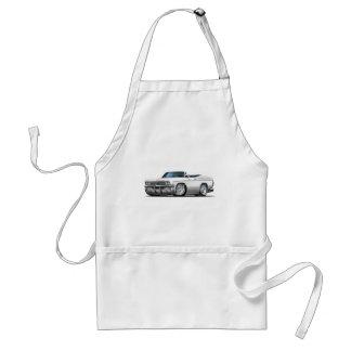 1965-66 Impala White Convertible Adult Apron