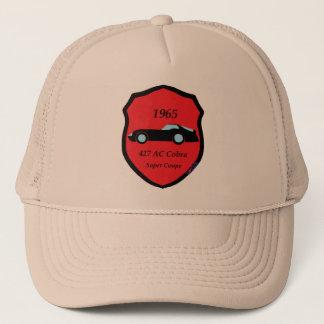 1965 ac cobra super coupe trucker hat