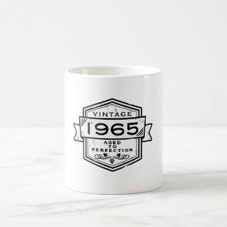 1965 Aged To Perfection Classic White Coffee Mug