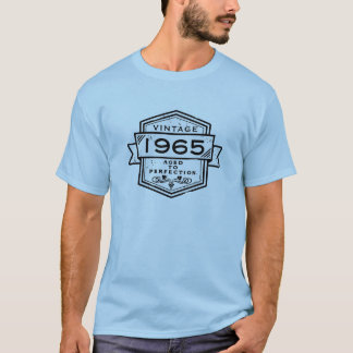 1965 Aged To Perfection Tshirts