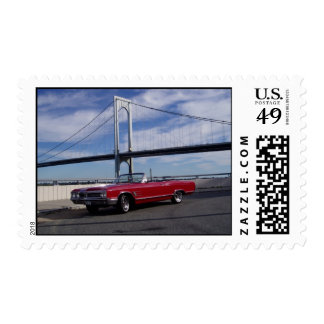 1965 Buick Postage Stamp