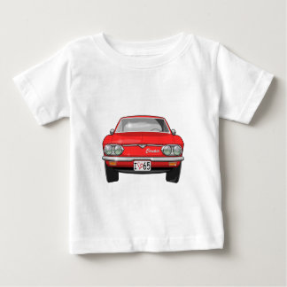 1965 Chevrolet Corvair Front View Baby T-Shirt
