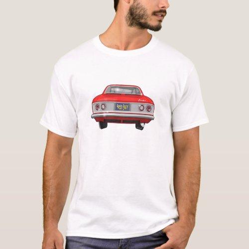 1965 Chevrolet Corvair Pass Envy T_Shirt