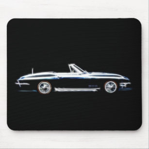 1965 Chevrolet Corvette Stingray Mousepad