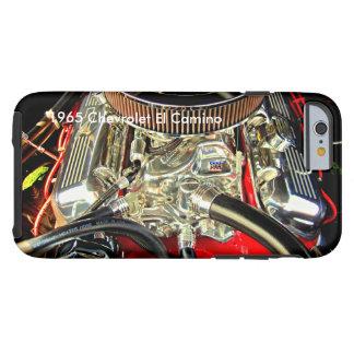 1965 Chevy El Camino Engine-iPhone 6 Case