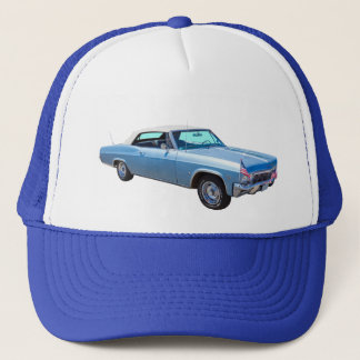 1965 Chevy Impala 327 Convertible Trucker Hat