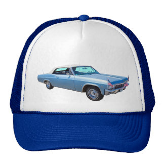 1965 Chevy Impala 327 Convertible Trucker Hat