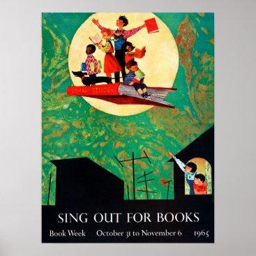 Childrens_Book_Week 1965 Children's Book Week Poster