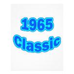 1965 Classic Blue Custom Flyer
