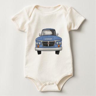 1965 Dodge Pickup Truck Baby Bodysuit