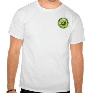 1965 envejecido a la perfección camiseta