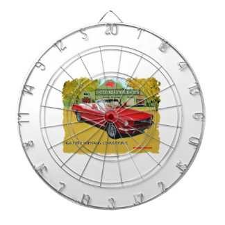 1965_Ford_Mustang Dart Boards