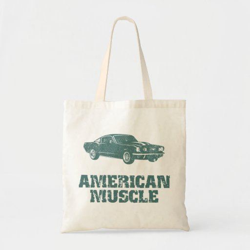 1965 Ford Mustang Fastback Bag