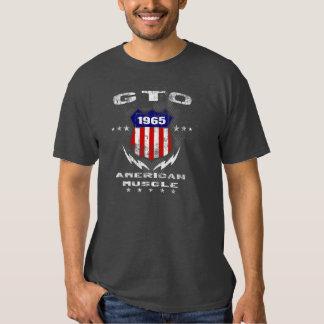 1965 GTO American Muscle v3 Shirt