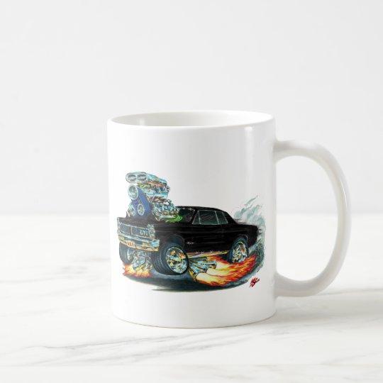 1965 GTO Black Car Coffee Mug