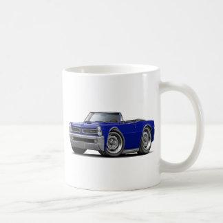 1965 GTO Dark Blue Convertible Coffee Mug