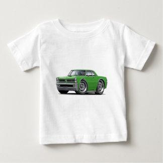 1965 GTO Green Car Baby T-Shirt
