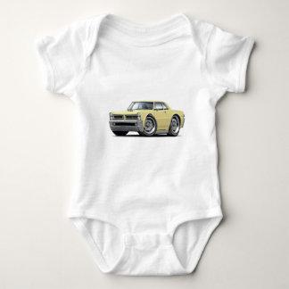 1965 GTO Tan Car Baby Bodysuit
