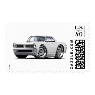 1965 GTO White Car Postage