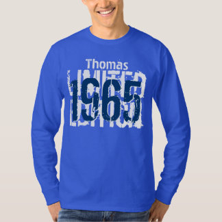 1965 Limited Edition 50th Birthday Gift Tee