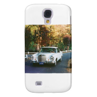 1965 Mercedes Benz 220SEb coupe  classic car Galaxy S4 Cover
