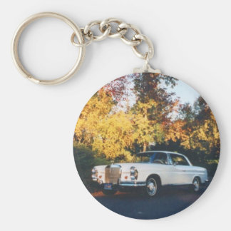 1965 Mercedes-Benz 220SEb coupe Keychain
