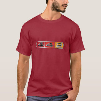 1965 Oldsmobile Cutlass Holiday 4-4-2 T-Shirt